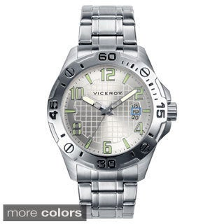 Viceroy Men's Stainless Steel Watch
