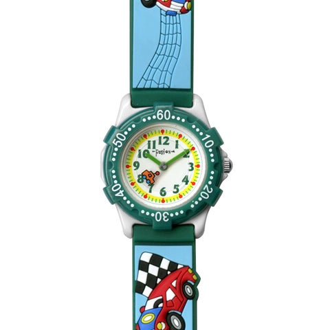 Fusion Kids' Racecar Watch