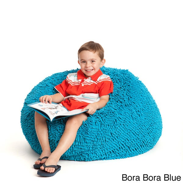 Shags Original Bean Bag Chair 16050871 Overstock Com