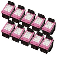 Sophia Global HP 61XL Remanufactured Color Ink Cartridge Replacements (Pack of 10)