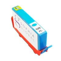 Sophia Global HP 920XL Remanufactured Cyan Ink Cartridge Replacement
