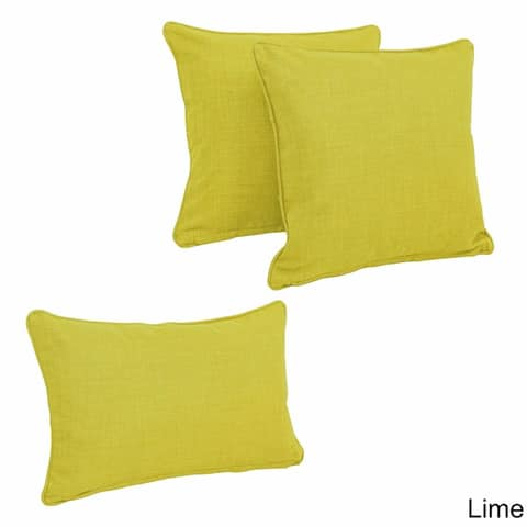 54d577f3a2e Buy Green, Rectangle Throw Pillows Online at Overstock | Our Best ...
