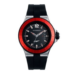 Viceroy Men's Stainless Steel Date Watch