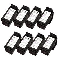 Sophia Global HP 96 Remanufactured Black Ink Cartridge Replacements (Pack of 8)