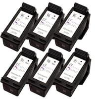 Sophia Global HP 96 Remanufactured Black Ink Cartridge Replacements (Pack of 6)