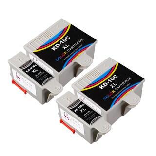 Sophia Global Kodak 10XL Compatible 4-piece Ink Cartridge Replacement Set