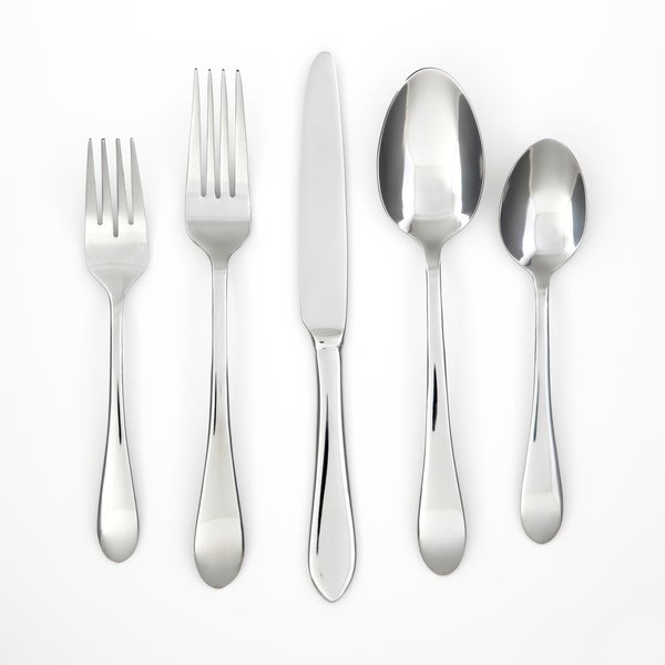 Cambridge Sienna 65 Piece Flatware Set Free Shipping