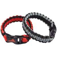 TrailWorthy Survival Paracord Bracelet - 10'