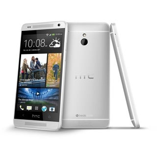 HTC One mini 4G LTE AT&T 32GB Unlocked GSM Silver Android Cell Phone