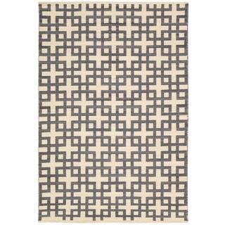 Barclay Butera Maze Dove Area Rug by Nourison (2'3 x 3'9)
