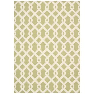 Waverly Sun N' Shade Ellis Garden Indoor/ Outdoor Rug by Nourison (7'9 x 10'10)