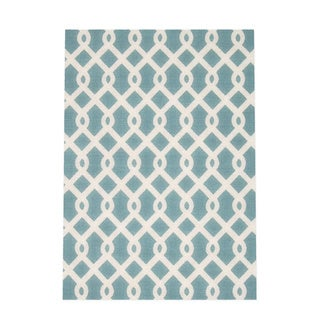 Waverly Sun N' Shade Ellis Poolside Area Rug by Nourison (5'3 x 7'5)