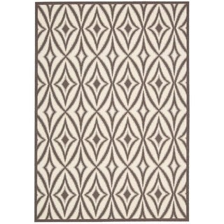 Waverly Sun N' Shade Centro Flint Area Rug by Nourison (5'3 x 7'5)