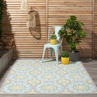 Waverly Sun N' Shade Indoor/ Outdoor Area Rug by Nourison