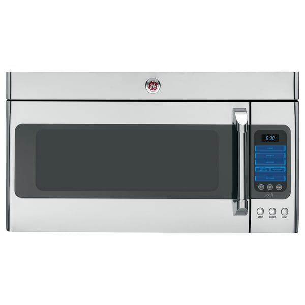 GE Cafe Over-the-Range Microwave Oven (Refurbished)
