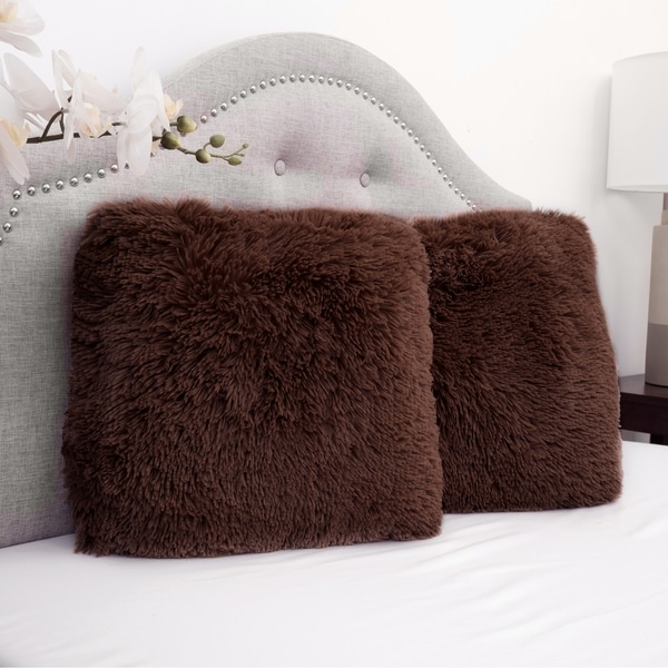 Buy Brown Throw Pillows Online at Overstock   Our Best ...