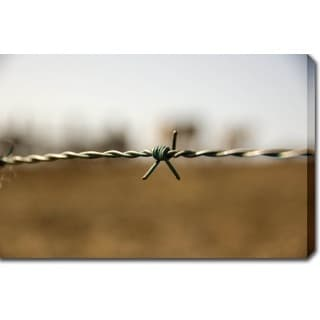 'Knot' Gallery-wrapped Photography Canvas Art