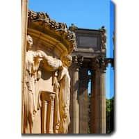 'Palace of Fine Arts, San Francisco' Canvas Art