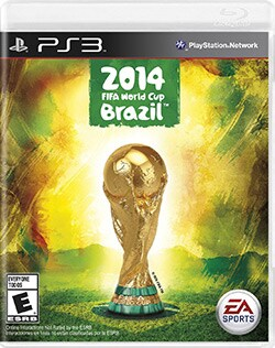 PS3 - EA Sports 2014 FIFA World Cup Brazil