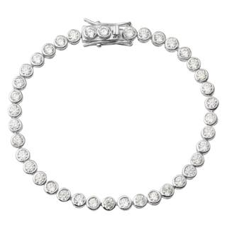 Journee Collection Sterling Silver Cubic Zirconia Bracelet|https://ak1.ostkcdn.com/images/products/8817931/Tressa-Collection-Sterling-Silver-Cubic-Zirconia-Bracelet-P16051765.jpg?impolicy=medium