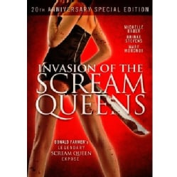 Invasion of the Scream Queens (DVD)