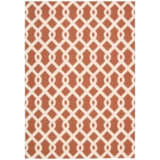 Waverly Sun N' Shade Ellis Sienna Area Rug by Nourison (5'3 x 7'5)