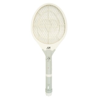 Rechargeable Insect Swatter and Flashlight