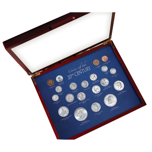 American Coin Treasures Coins of the 20th Century Collection
