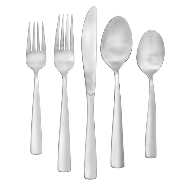 Farberware 'Cayenne' 20-piece Flatware Set
