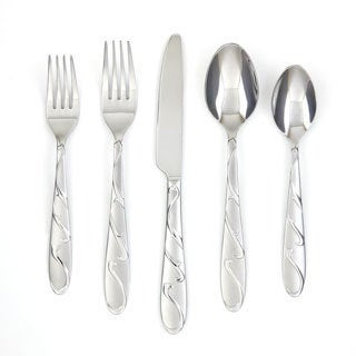 Farberware Chipotle 20-piece Flatware Set