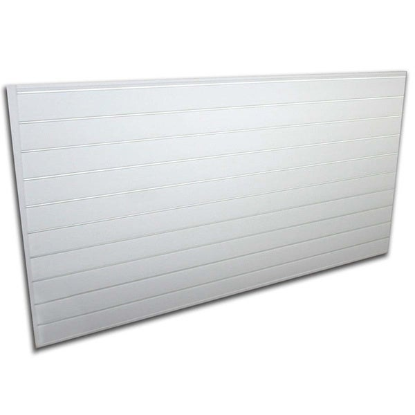 Shop Proslat White 32 Square Foot Heavy Duty Slatwall