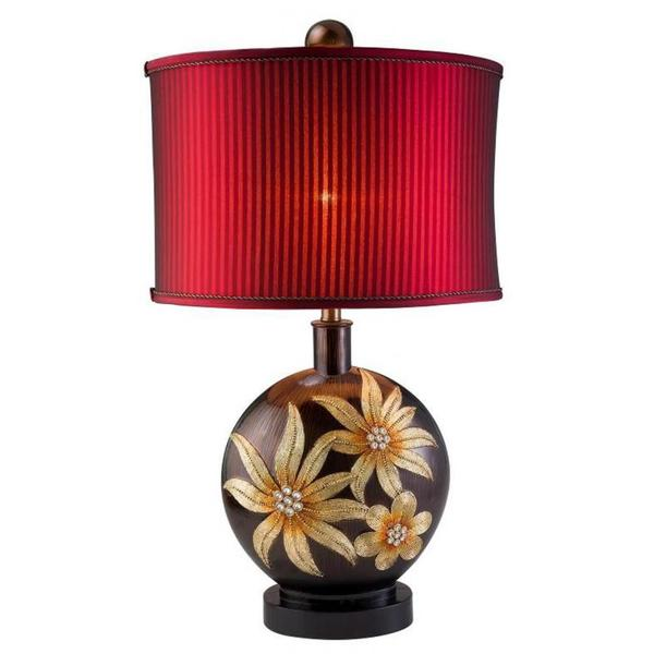 Golden Demeter Table Lamp