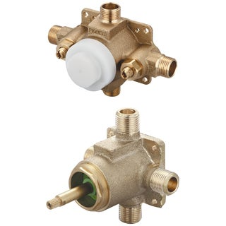 Pioneer, Pioneer-Estate Valve 4020B-D Single Handle Tub and Shower with Diverter Valve Set (As Is Item)