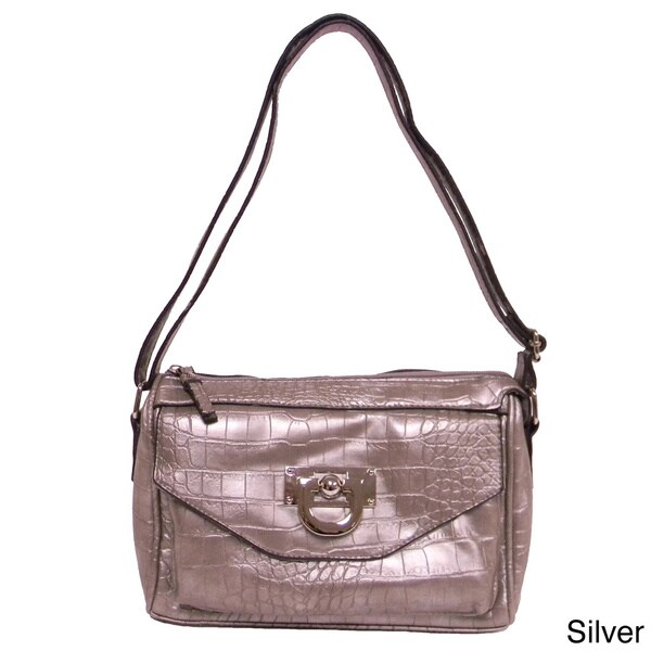 d8daa926f5 Shop Bueno  Vicki  Small Faux Snakeskin Crossbody Bag - On Sale ...