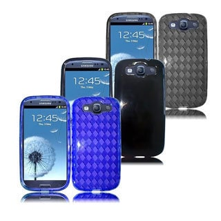 INSTEN TPU Phone Case Cover for Samsung Galaxy S3 i9300/ i747/ L710/ T999/ i535