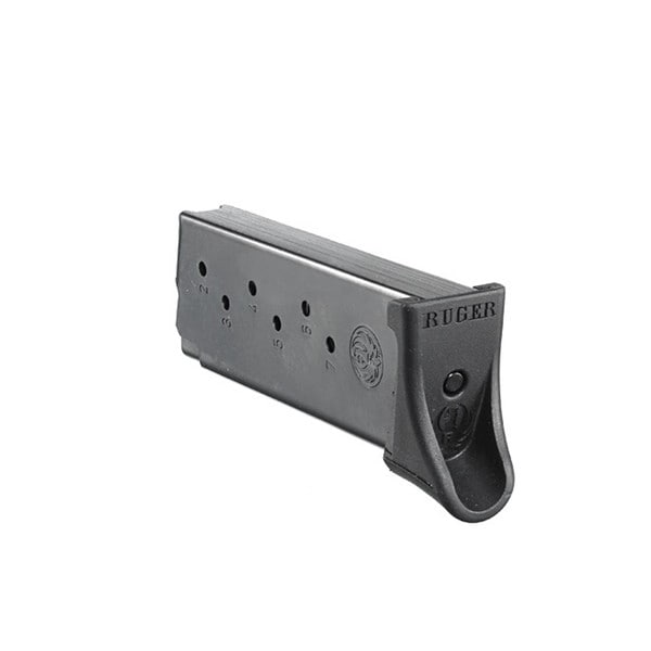 Ruger Factory-made LC9 9mm 7 Round Blued Magazine with Extended Floorplate