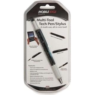 Mobile Edge Multi-Tool Tech Pen/Stylus (Black)