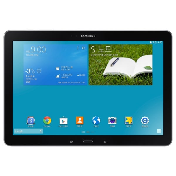 "Samsung Galaxy NotePRO SM-P900 32 GB Tablet - 12.2"" - Wireless LAN -"