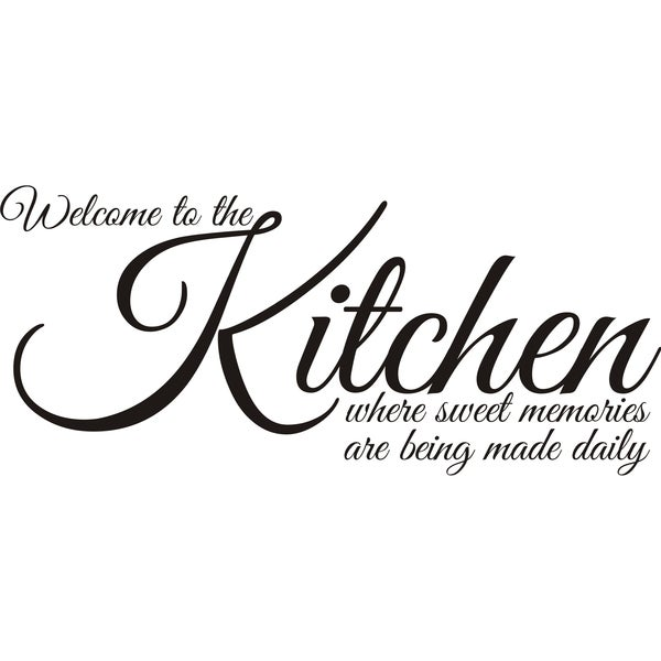 Shop Design On Style Welcome To The Kitchen Where Sweet
