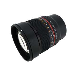 Rokinon 85mm F1.4 Aspherical Micro 4/3 Mount Lens