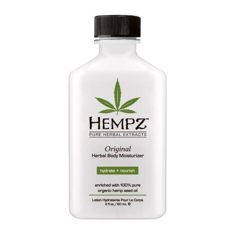 Hempz Original Herbal 2-ounce Body Moisturizer