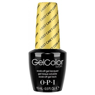 OPI I Just Can't Cope-acabana GelColor