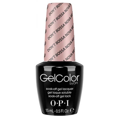 OPI Don't Bossa Nova Me Around GelColor