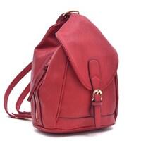 Dasein Classic Convertible Backpack Shoulder Bag