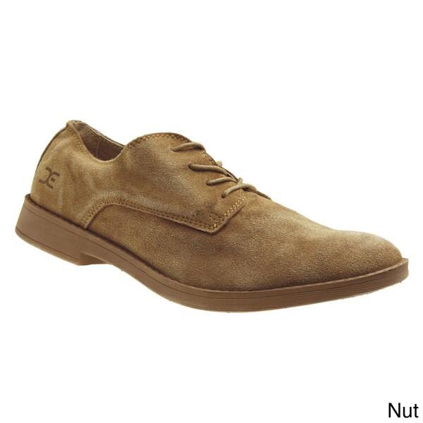 Hey Dude Men's 'Volterra' Suede Lace-up Shoes