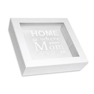 White Mother's Day Keepsake Box