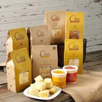 Callie's 9-piece Full Baker's Rack Assortment