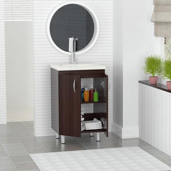 Inval Modern Bathroom Vanity