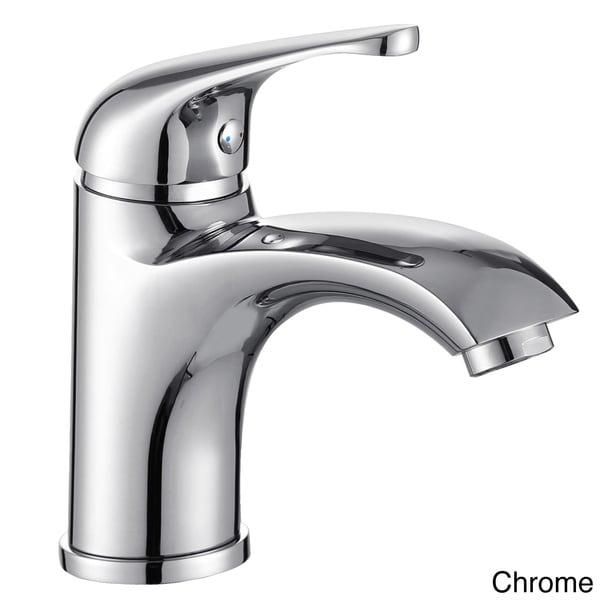 Shop elite luxury short single handle bathroom lavatory for Expensive faucets