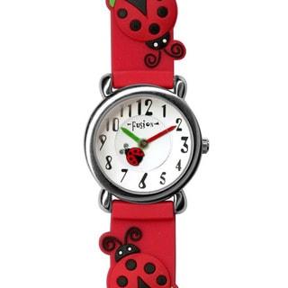 Fusion Kids' Ladybug Watch